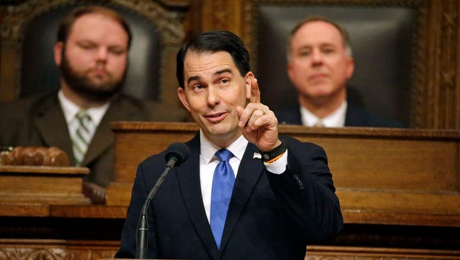 Governor Scott Walker.