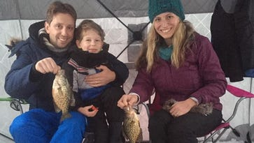 Northwest Wisconsin fishing report for Jan. 12