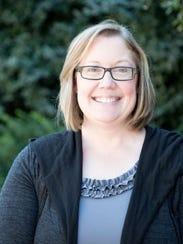 Sarah Hansen, University of Iowa student life vice