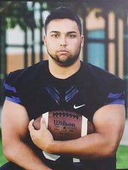 Nikolai Wahlers, from Joy Christian School, is azcentral sports' Male Athlete of the Week for Nov. 19-26.