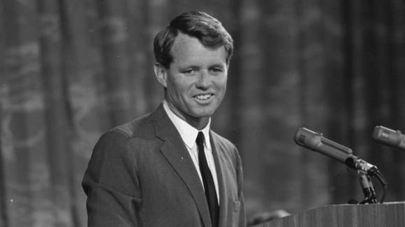 Robert F. Kennedy in the 1960s