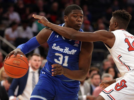 5 Thoughts 5 Quotes On Seton Halls Loss To St Johns