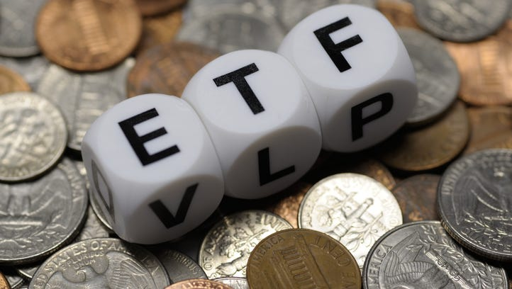 An ETF is a fund that trades more like a stock.