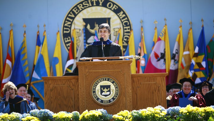 U-M grads upset commencement lacks major speaker