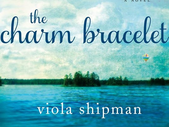 """The Charm Bracelet: A Novel"" by Viola Shipman (Thomas"