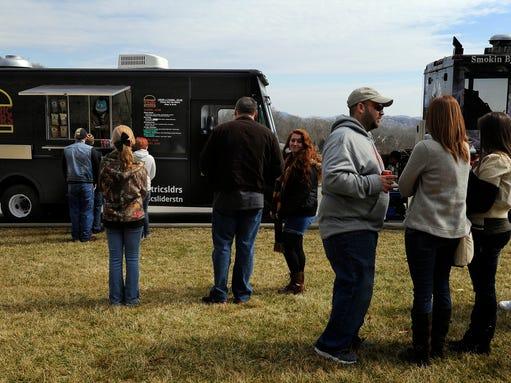 Food Truck Vendors Nashville Chili