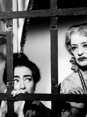 """Joan Crawford and Bette Davis starred in the 1962 movie """"What Ever Happened to Baby Jane?"""""""