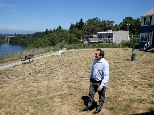 Investors like Eddie Ring's New Standard Equities spent more than $300 million buying apartment complexes in Kitsap County in 2015 and 2016.