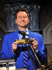 """Mississippian Tom """"Bones"""" Malone, who played trombone and percussion on Letterman late show, is still making music."""