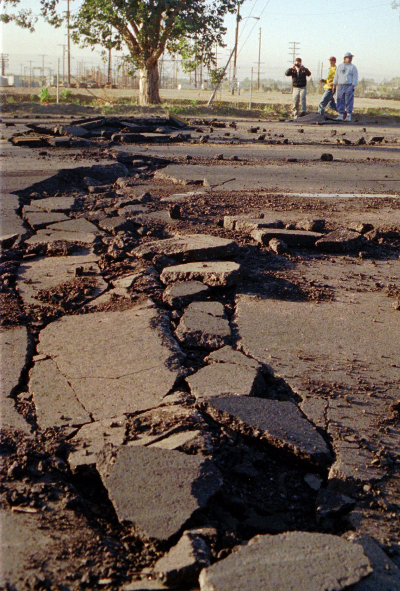 The Big One more likely earthquake