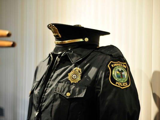 Kinnelon police uniform