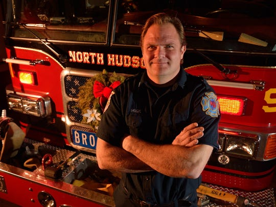 North Hudson Regional Fire and Rescue Fire Captain
