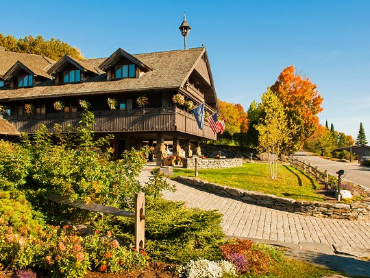 The Trapp Family Lodge in Stowe.