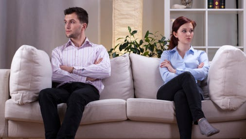 Financial mistakes during a divorce can be costly.
