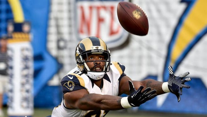 Kenny Britt and the Rams should beat the Cardinals.