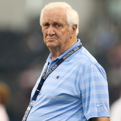 Dallas Cowboys former vice president of player personnel