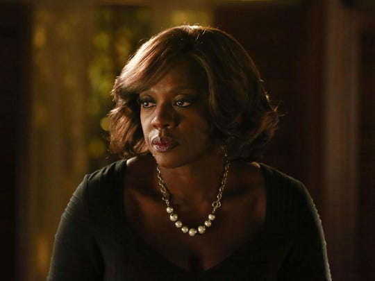 """In this image released by ABC, Viola Davis appears in a scene from """"How To Get Away With Murder."""" ABC said Thursday that the show's upcoming sixth season will be its last."""