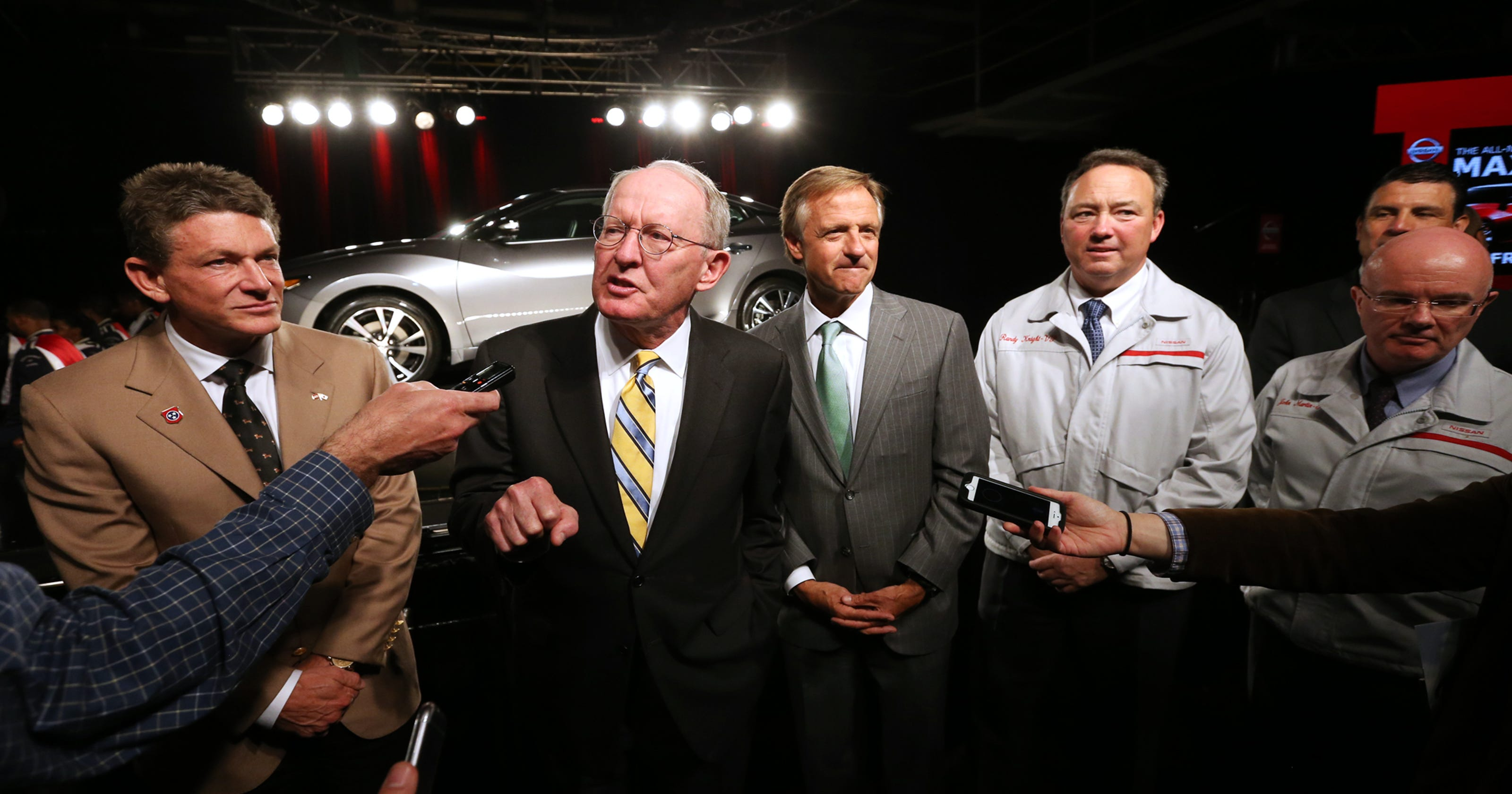 human faces tell how nissan transformed tn economy