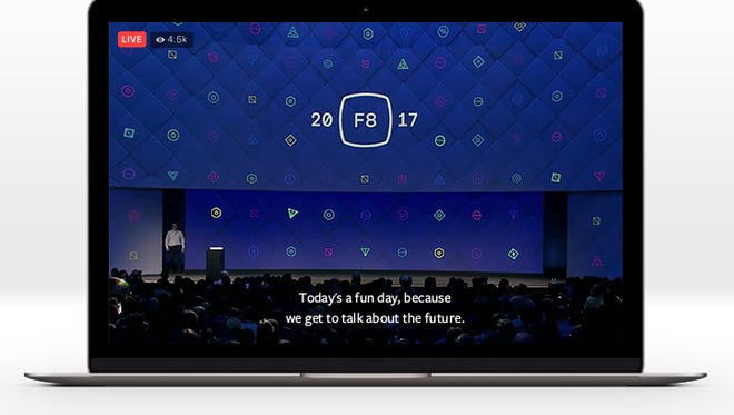 Facebook is launching closed captions for Facebook Live videos.