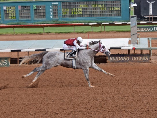 The Ruidoso Downs race season begins May 26 with two