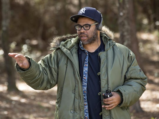 "Comedian and director Jordan Peele's ""Get Out"" is nominated"