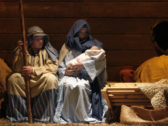 Several local churches will be hosting annual live