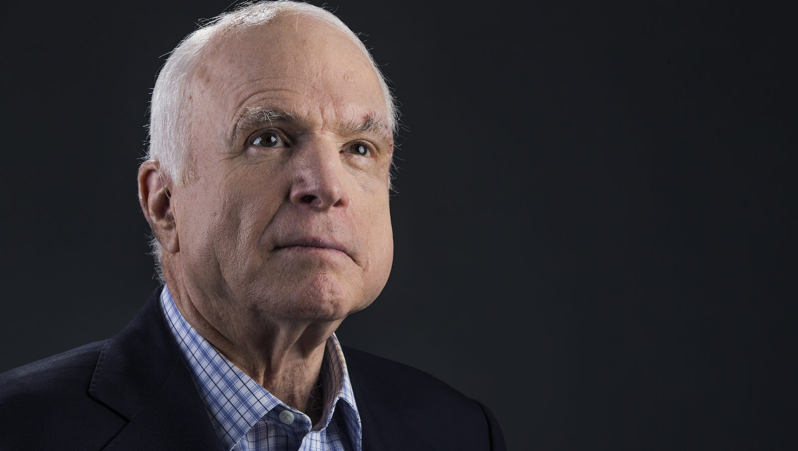 John Mccain Arizona Senator Dies At Age 81 From Brain Cancer