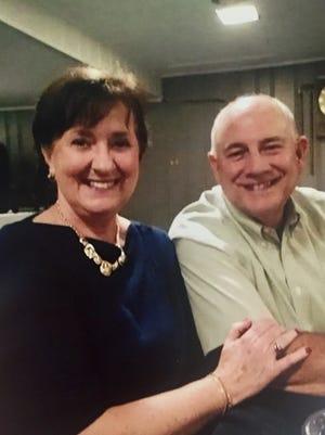 Richard and Pamela Caddell