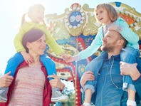 Win Family 4-pack to Amusement Park