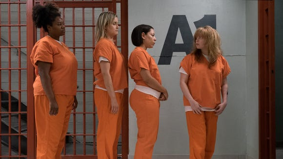 """The """"OINTB"""" gang's all – OK, mostly – back together, but in maximum security."""