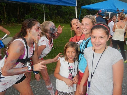 The third annual Zombie Apocalypse 5k trail run is set for Saturday, Oct. 24 at Two Lovers Point.