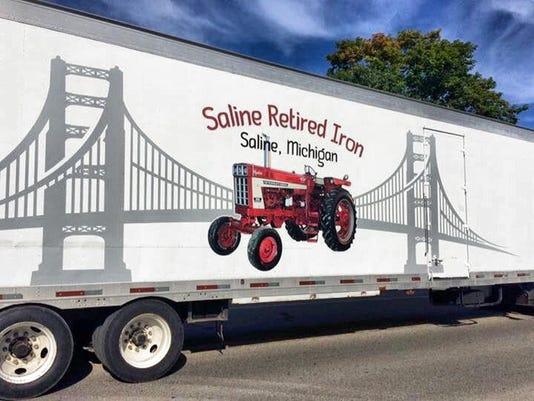 Saline Retired Iron