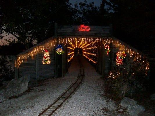 Lakes Holiday Train