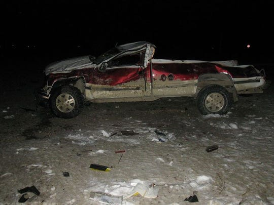 The investigation into a Jan. 1 crash in Argyle Township