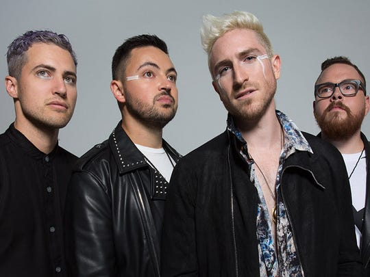 Walk the Moon will perform Jan. 27 at the Egyptian Room in Old National Centre.