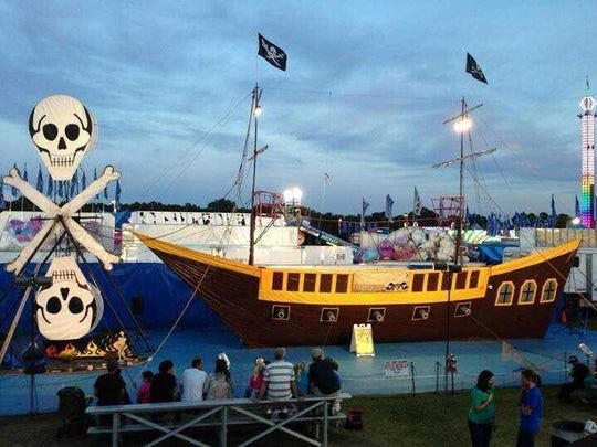 The Pirates of the Colombian Caribbean is a new attraction