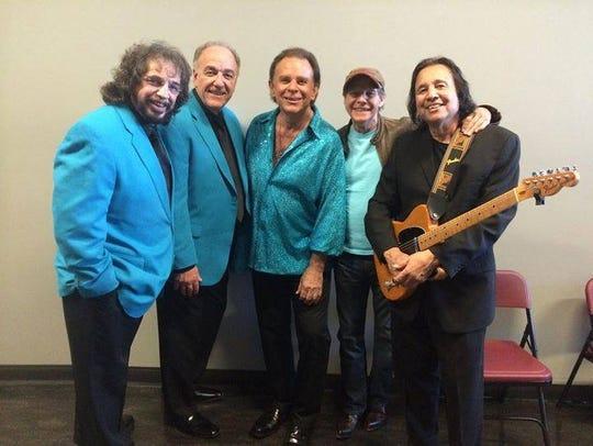 Bob Miranda & the Happenings will perform at Duke Island
