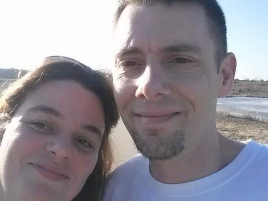 Robert Wilson, 37, right, was shot and killed after