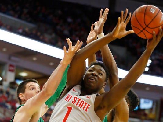 NCAA Basketball: Marshall at Ohio State