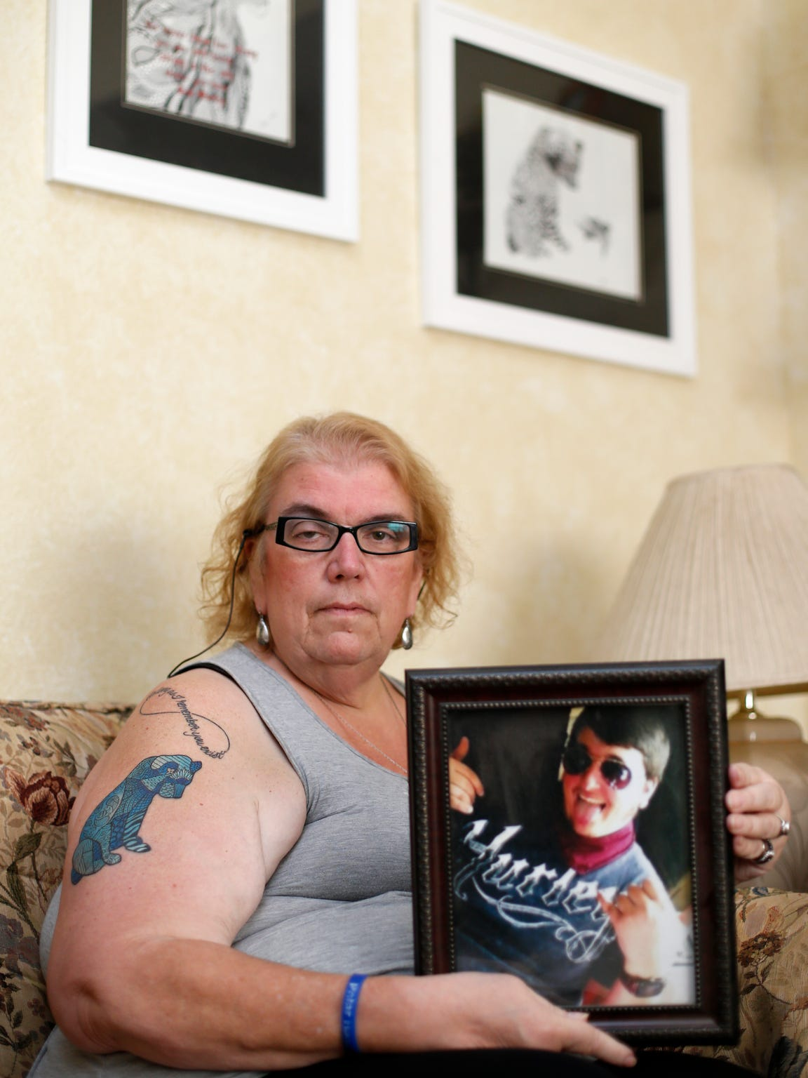Cindi Byersmith's son Craig died in 2014 from heroin-related