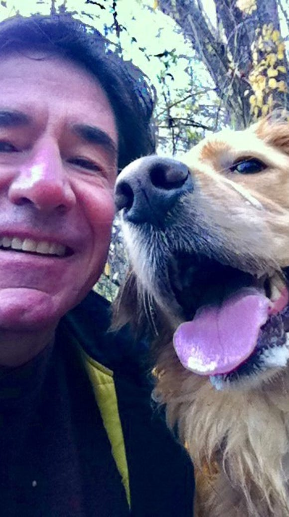 Paul Daugherty and Lucy