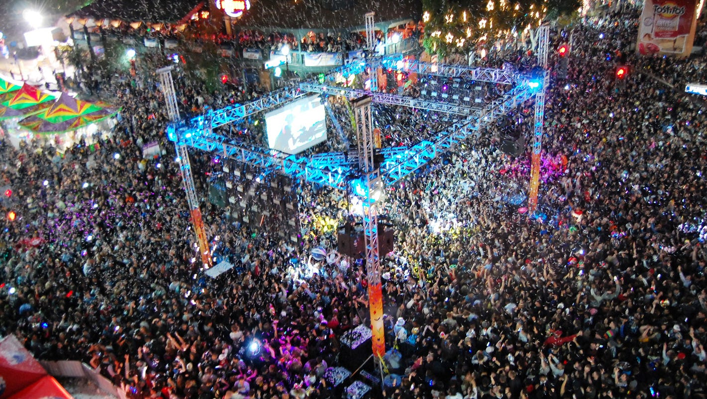 Cincinnati New Years Eve
