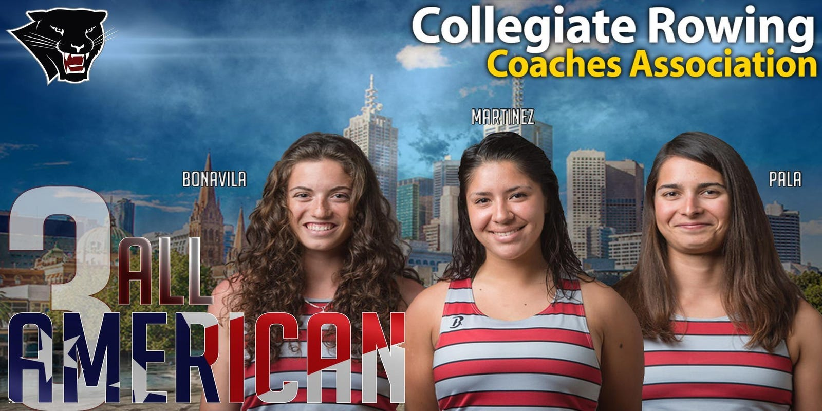 All American Girl Movie three fit rowers named all-american