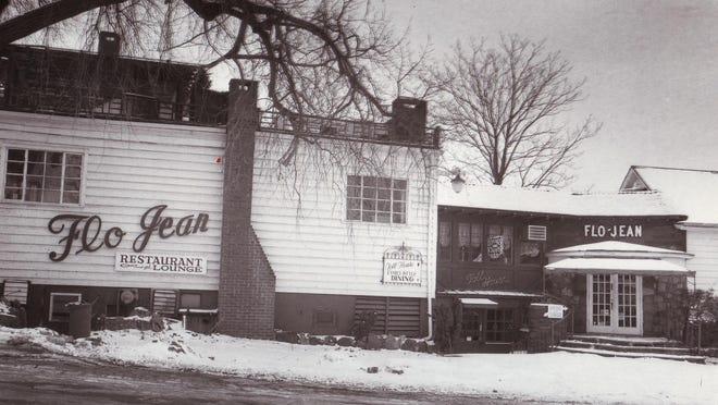 Flo-Jean Restaurant in 1988.