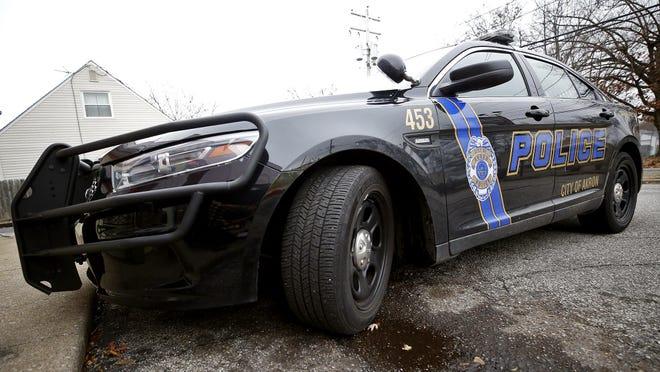 Akron police.