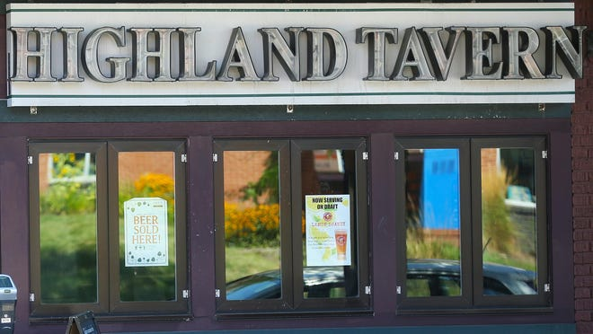 Highland Tavern in Akron's Highland Square has been cited by Ohio Investigative Unit agents for the third time this month for violating COVID-19-related heath orders.