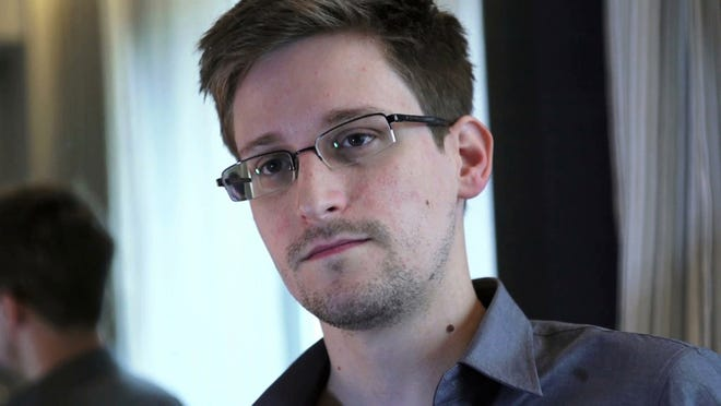 Edward Snowden leaves it up to journalists to parse what could put lives at risk or jeopardize national security.