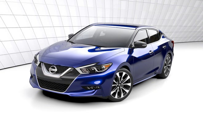 Nissan introduced the eight generation of the Maxima, its flagship sedan, Thursday at the 2015 New York International Auto Show. The car will be built at the Smyrna Manufacturing and Assembly Plant.