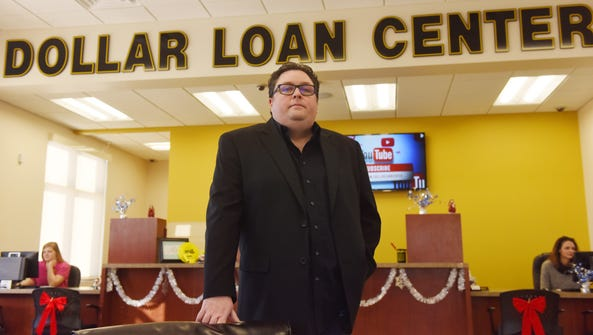 Chuck Brennan, founder and CEO of Dollar Loan Center,