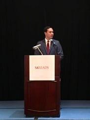 U.S. Rep. Joaquin Castro, D-Texas